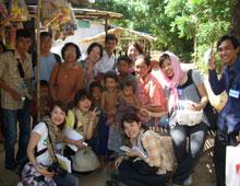 カンボジア農村を歩いて、保健・医療の課題を探ります。.JPG