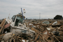 East Japan Great Earthquake Disaster